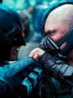 Bane Vs Batman Full Size