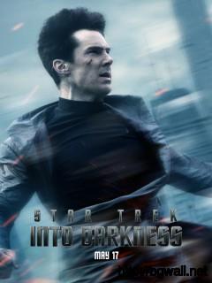 Benedict Cumberbatch In Star Trek Into Darkness Wallpaper Full Size