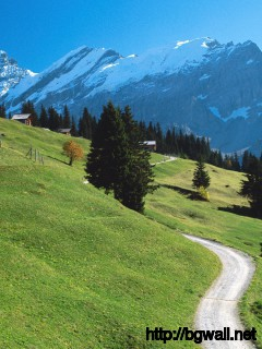 Bernese Oberland Switzerland Full Size