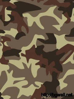 Brown Camouflage Background Full Size