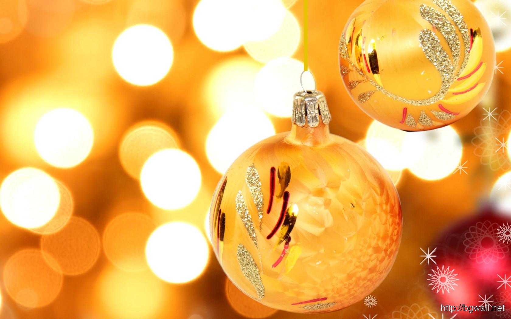 Christmas Ornament Wallpaper 14067 Full Size