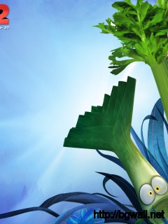 Cloudy With A Chance Of Meatballs 2 Wallpaper Full Size