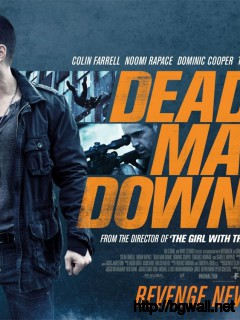 Colin Farrell Noomi Rapace And Terrence Howard In Dead Man Down Full Size