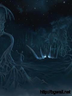 Dark Forest Wallpaper 814 Full Size
