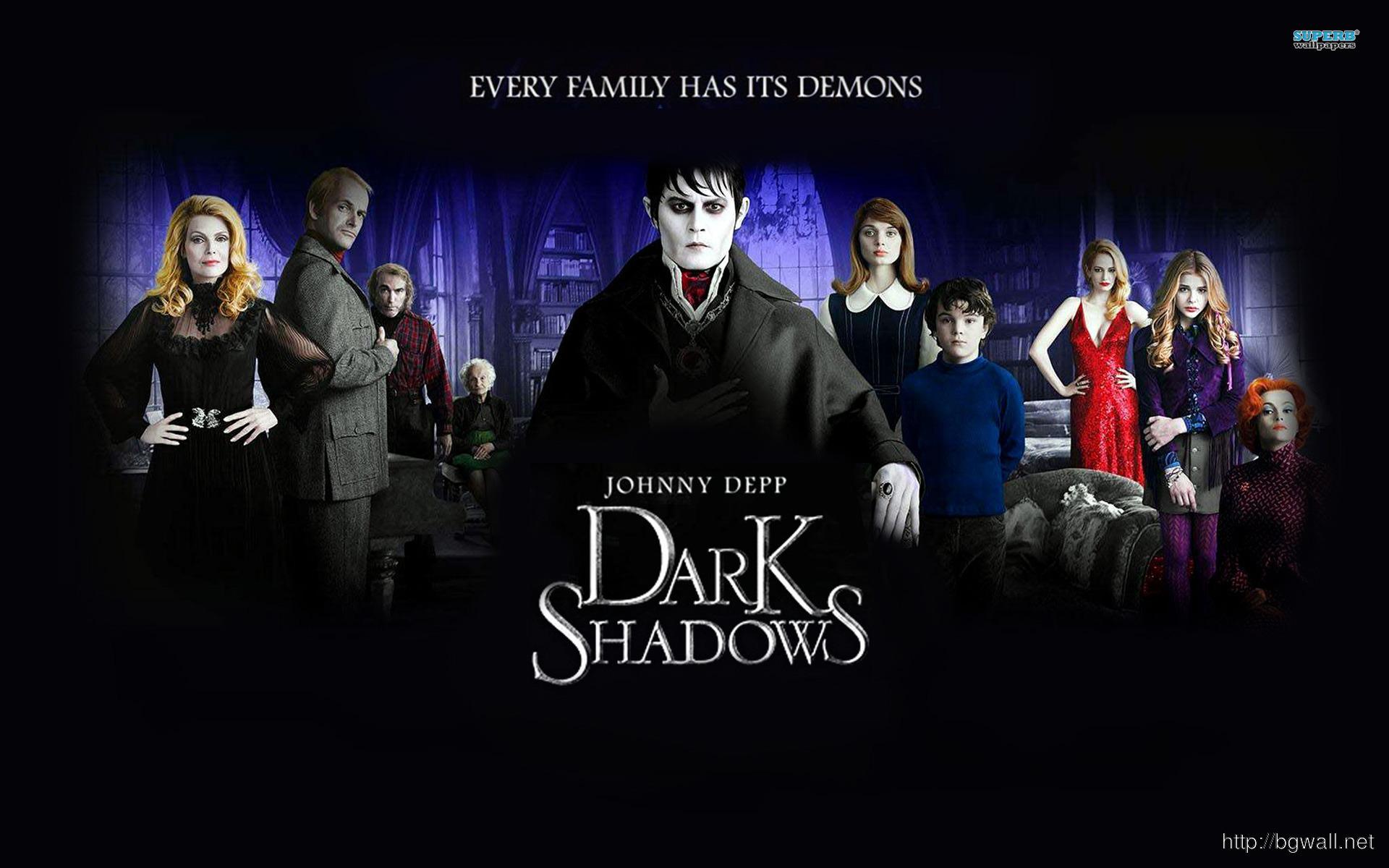 Dark Shadows Wallpaper Background Wallpaper Hd