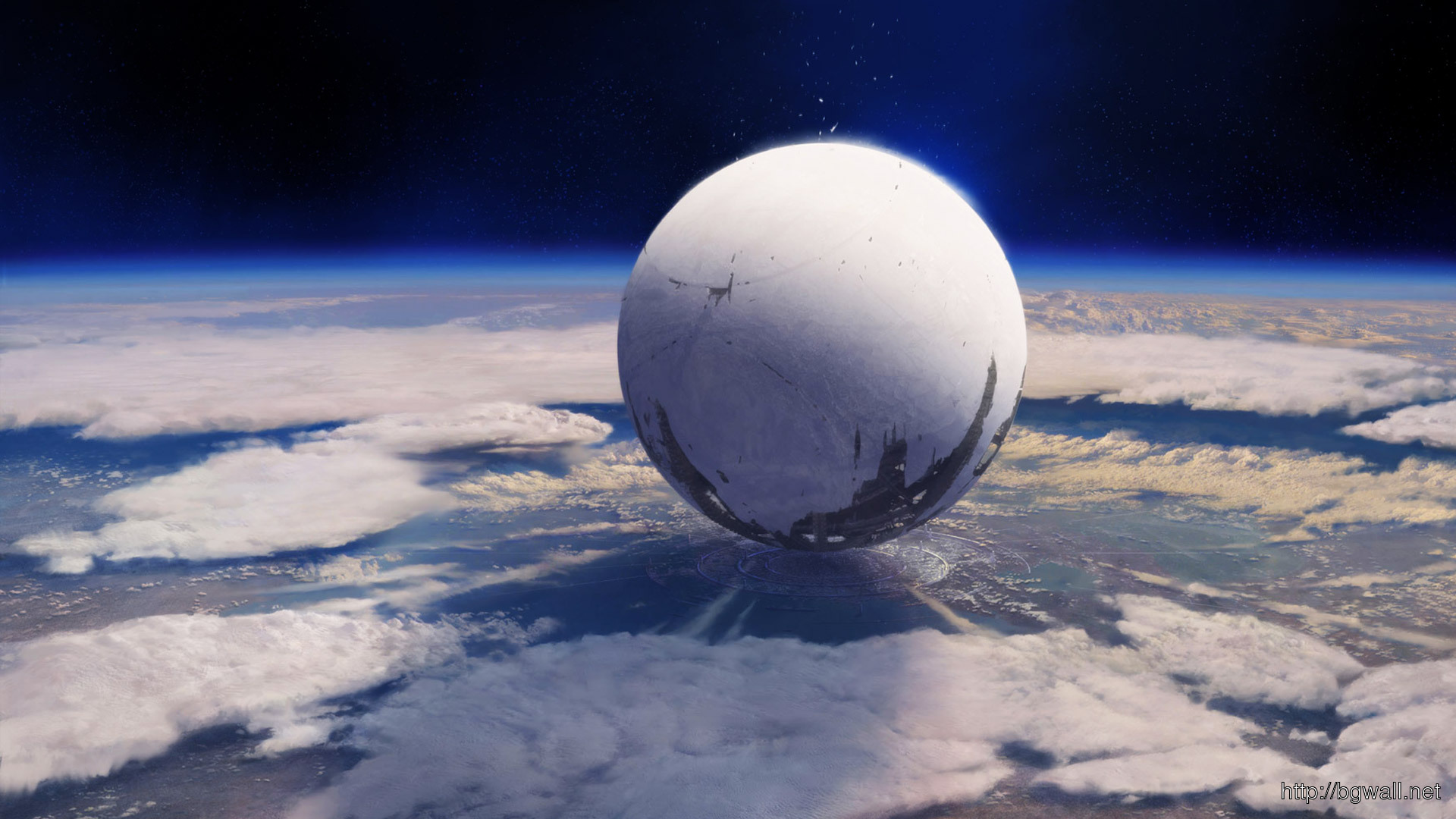 Destiny Traveler 1080p Wallpaper Full Size