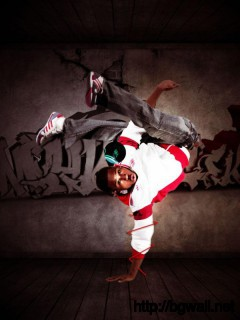 Download Breakdancer Wallpaper Full Size