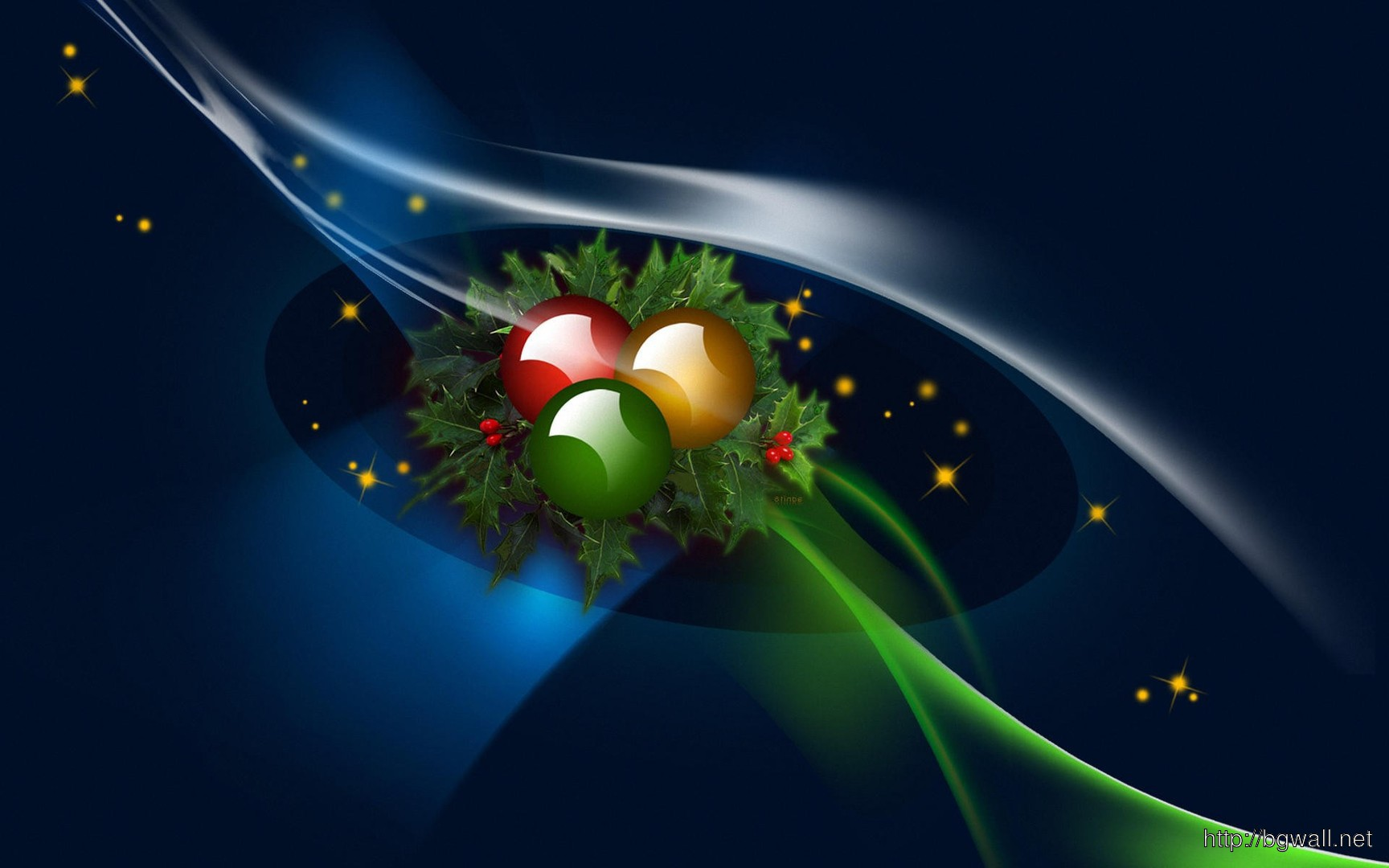 Download Christmas Wreath Wallpaper Full