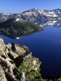Download Crater Lake Oregon Wallpaper Full Size