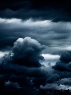 Download Dark Clouds Wallpaper Full Size