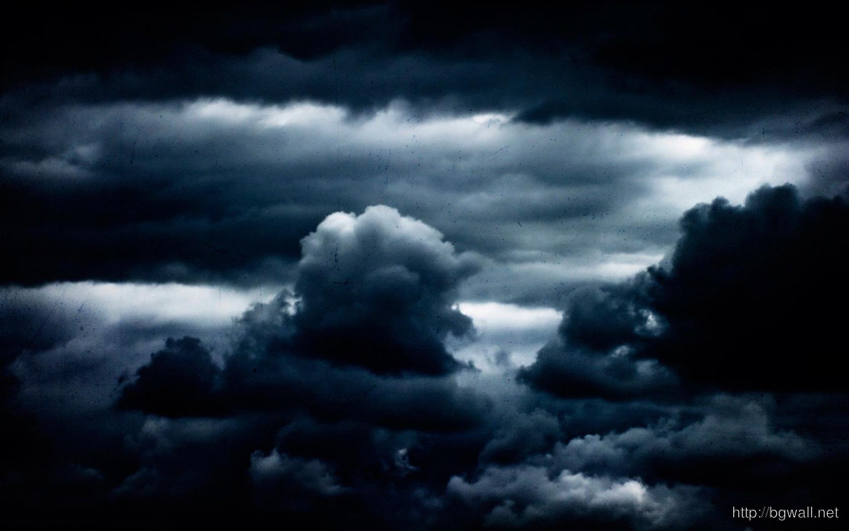 Download Dark Clouds Wallpaper Full Size