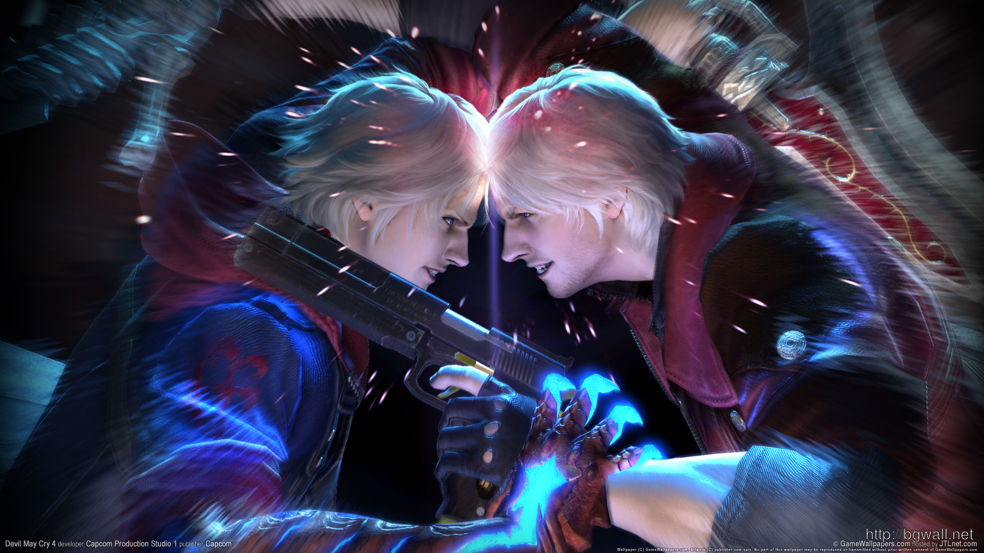 Download Devil May Cry 4 Hd Games Wallpapers High Resolution Full Size