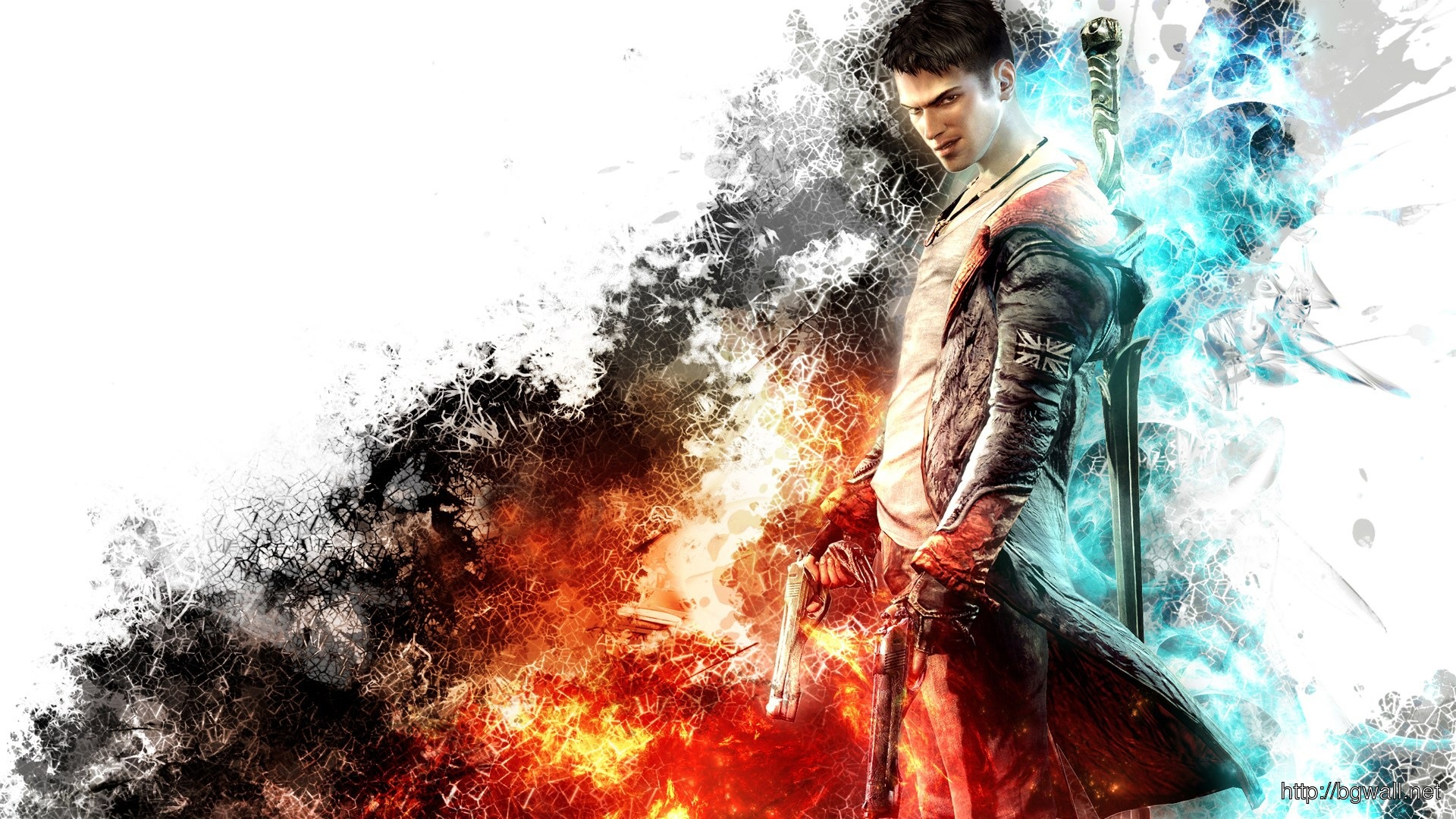 Download Devil May Cry 5 Wallpaper High Resolution Background