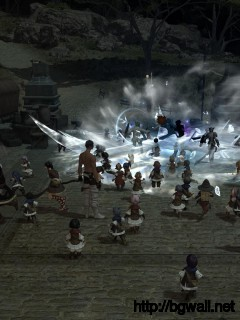 Download Final Fantasy Xiv The March Of The Lalafell High Resolution Full Size