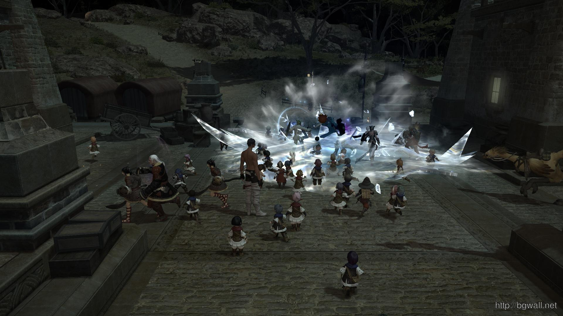 Download Final Fantasy Xiv The March Of The Lalafell High