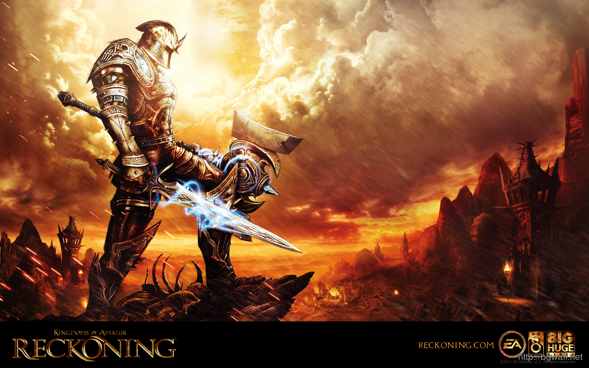 Download Kingdoms Of Amalur Reckoning Wallpaper Wide High Resolution Full Size