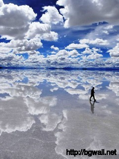 Download Salar De Uyuni Bolivia Wallpaper Full Size