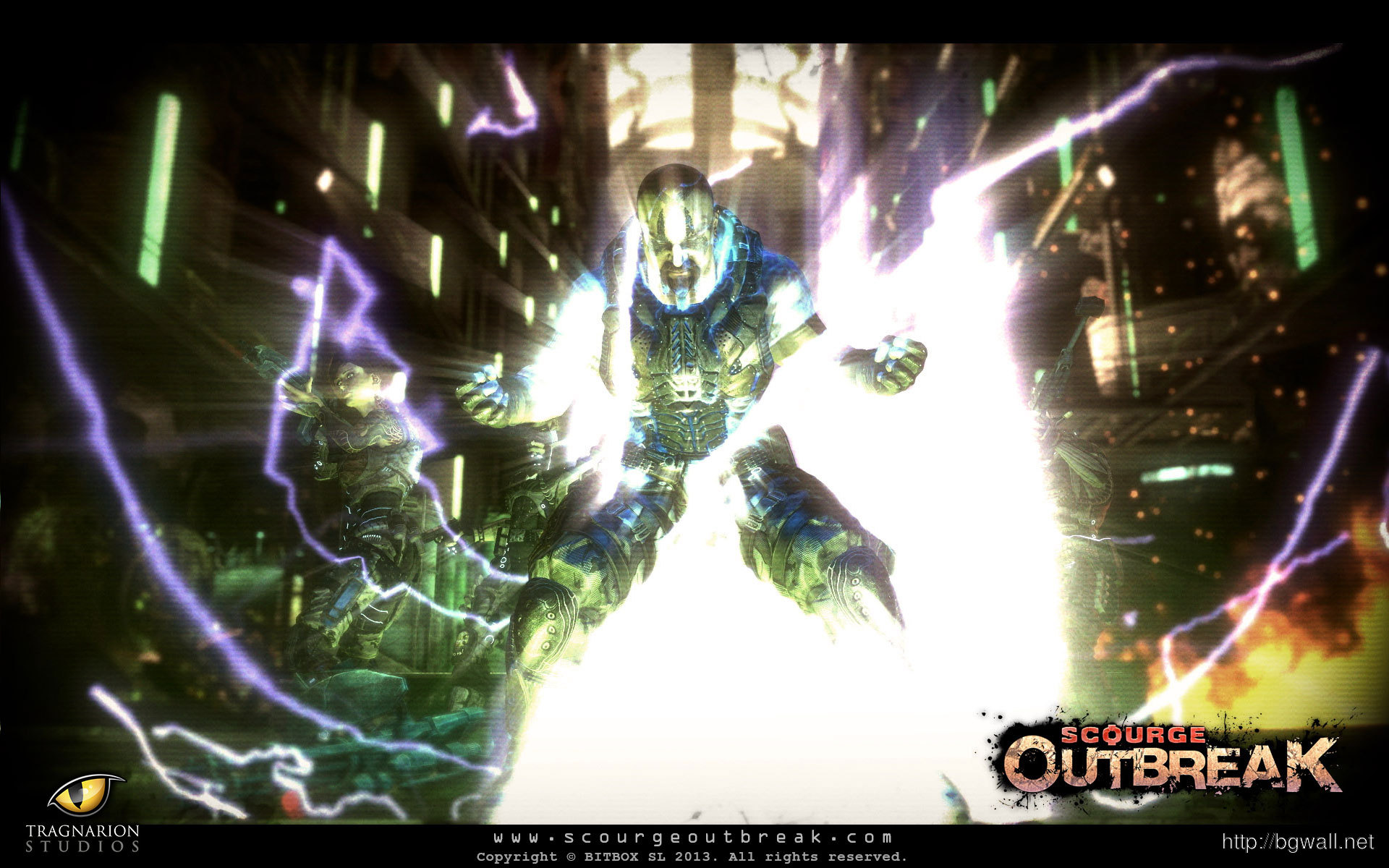 Download Scourge Outbreak Wallpaper Shockwave High Resolution Full Size