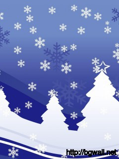 Download Snowflakes Falling Wallpaper Full Size