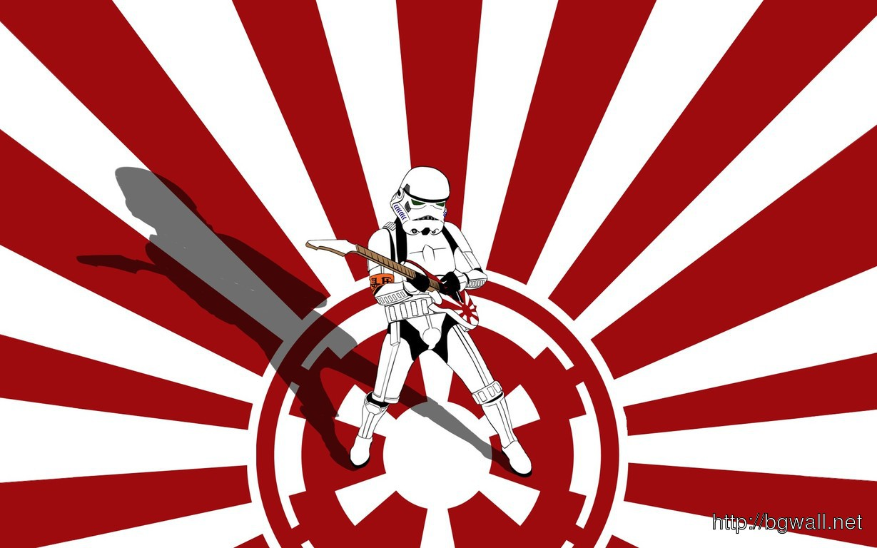 Download Storm Trooper Playing The Guitar Wallpaper Full Size