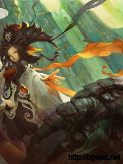 Dragon Girl Wallpaper 17513 Full Size