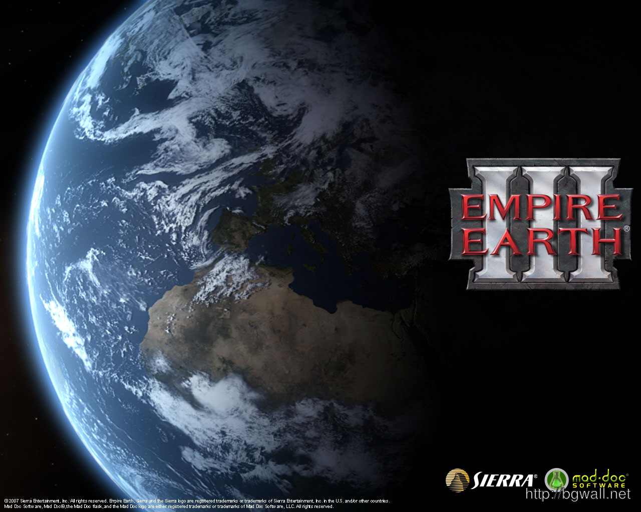 Earth From Space Full Size