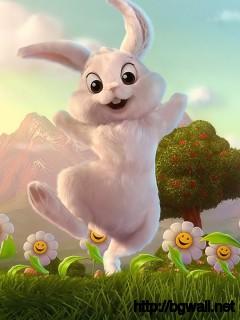 Easter Bunny Wallpaper 1041 Full Size