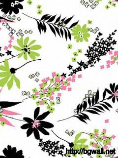Elegant Floral Pattern Design Full Size