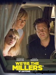 Emma Roberts Jennifer Aniston And Jason Sudeikis In We're The Miller Full Size