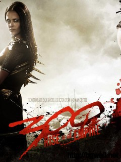 Eva Green In 300 Rise Of An Empire Wallpaper Full Size
