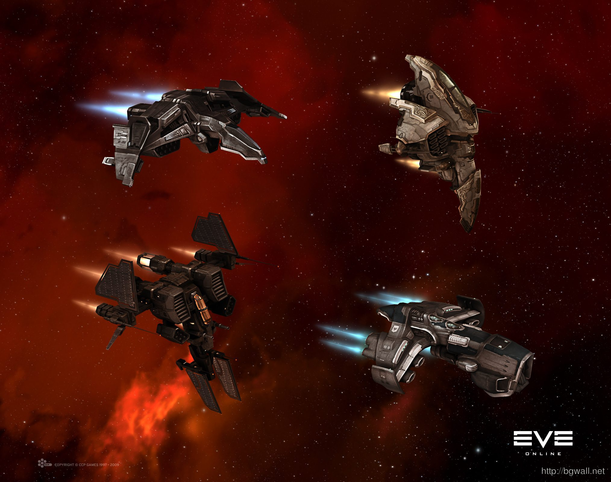 Eve Online Ships Wallpaper Hd