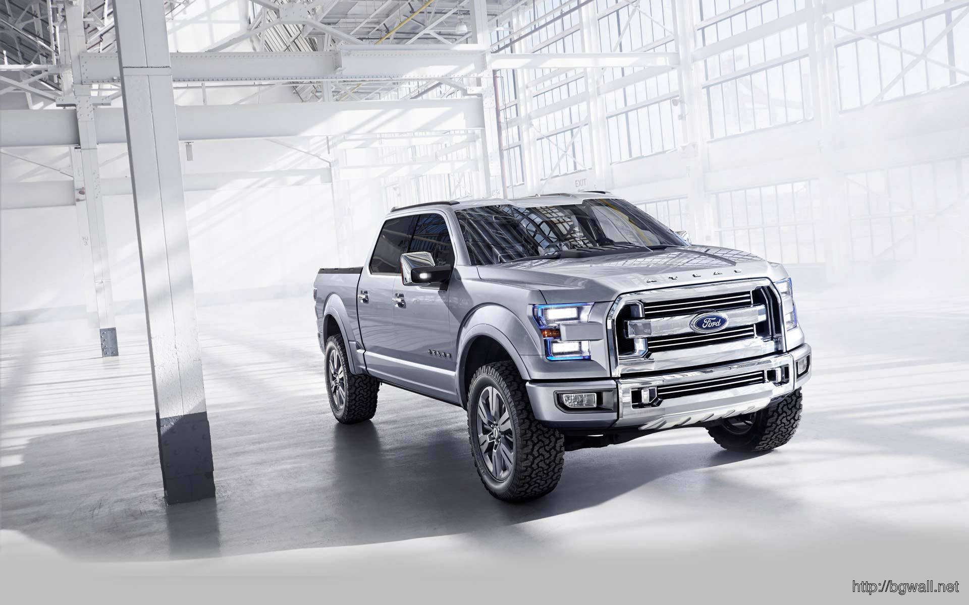 Ford Atlas Concept 1024x640 2014 Ford Atlas Concept Full Size