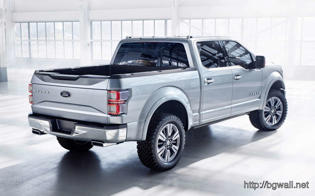 Ford Atlas Concept Photo 1024x640 2014 Ford Atlas Concept Full Size