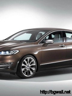 Ford Mondeo Vignale Concept Full Size