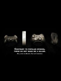 Game Controllers Wallpaper Full Size