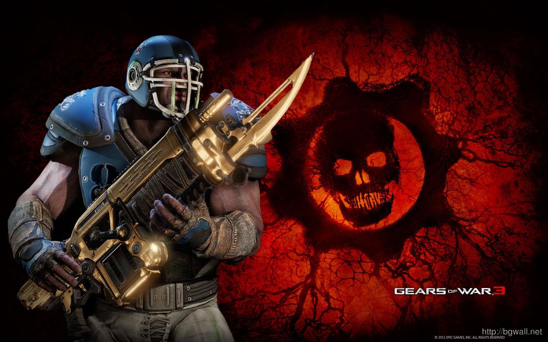 Gears Of War 3 Wallpaper For Pc Full Size