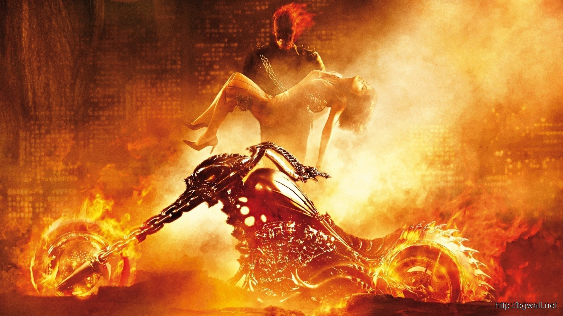 Ghost Rider Wallpaper 9576 Full Size