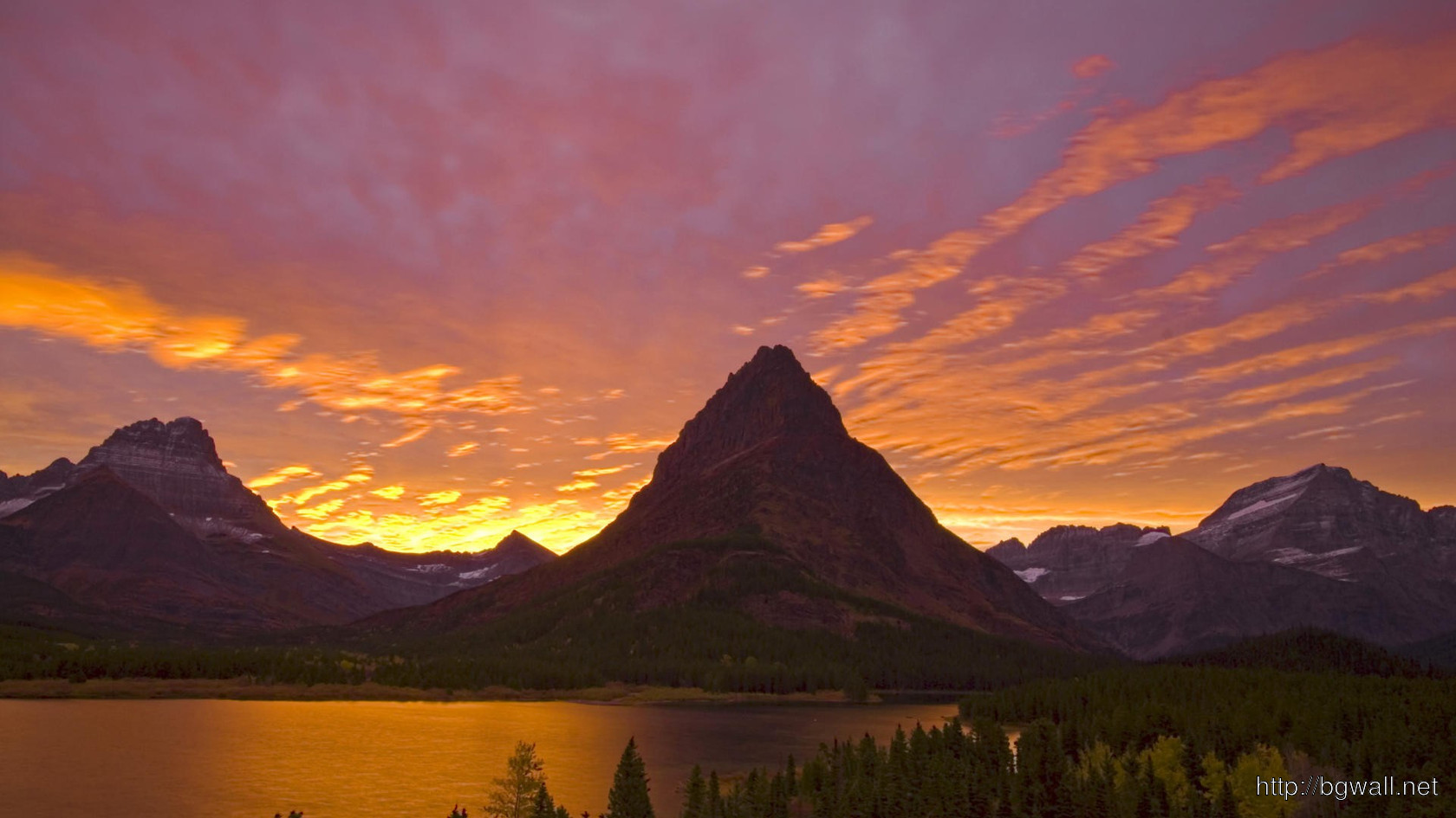 Glacier National Park Wallpaper 12685 Full Size
