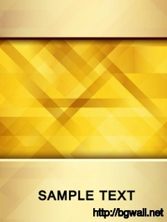 Golden Vector Background Full Size