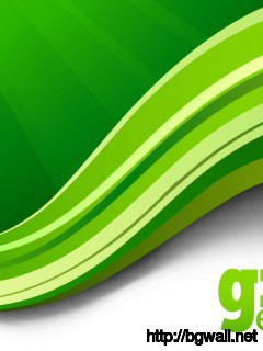 Green Abstract Background Full Size