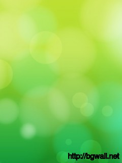 Green Bokeh Background Full Size