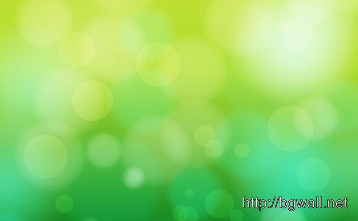 Green Bokeh Background Full Size