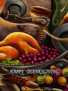 Happy Thanksgiving Wallpaper Full Size