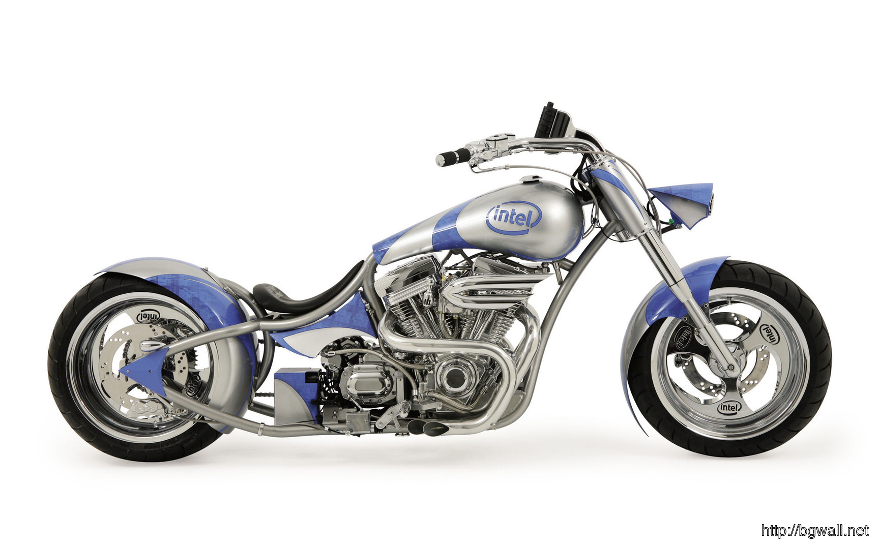 Intel Custom Chopper Wallpaper 1851