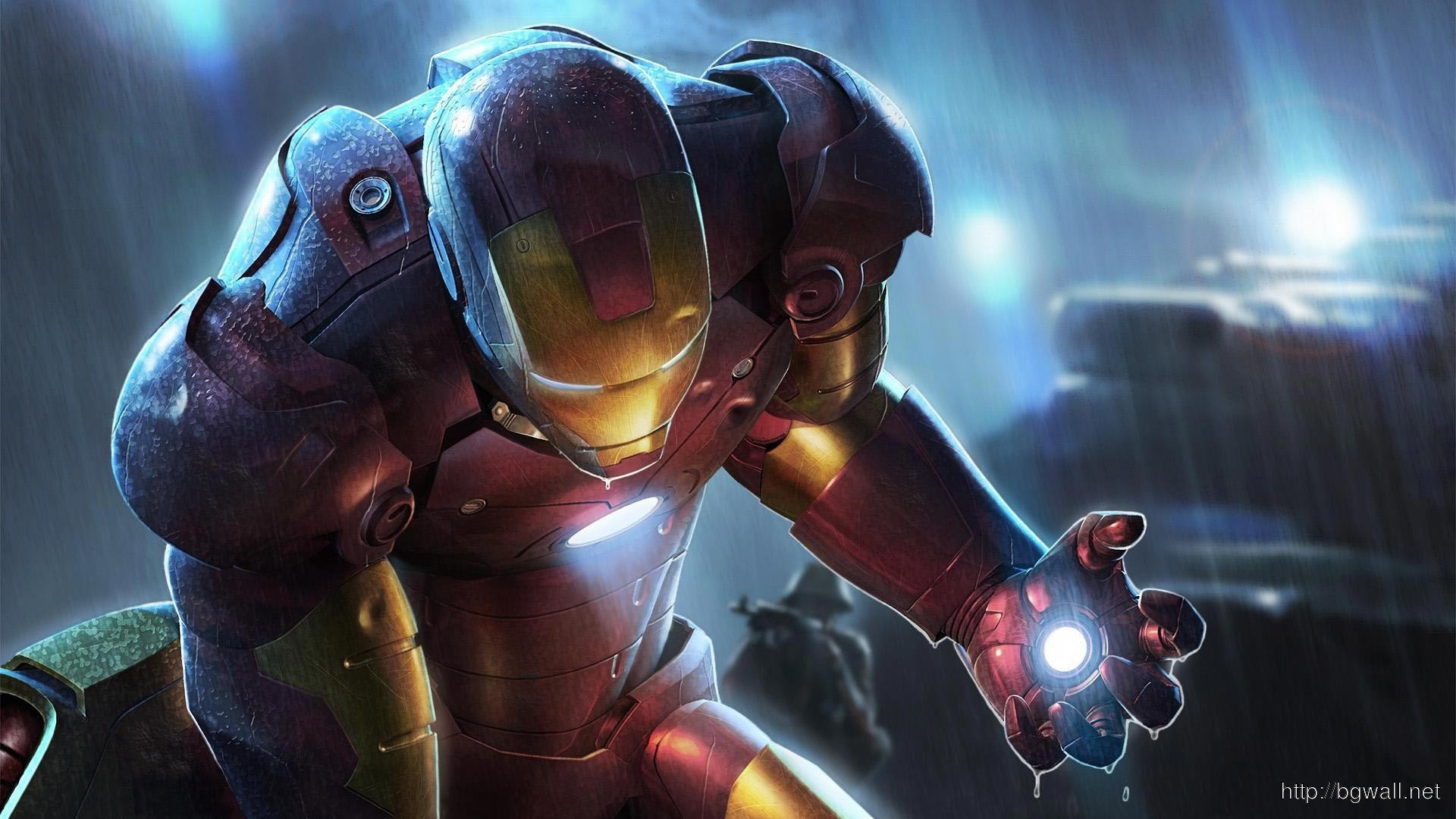 Iron Man Wallpaper 1068 Full Size