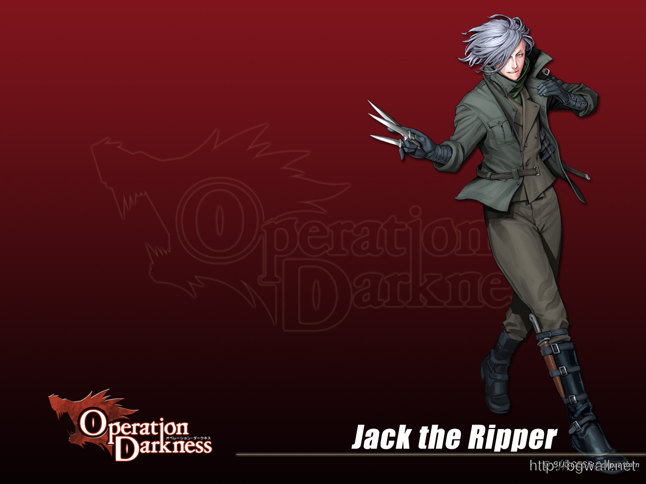 Jack The Ripper Full Size