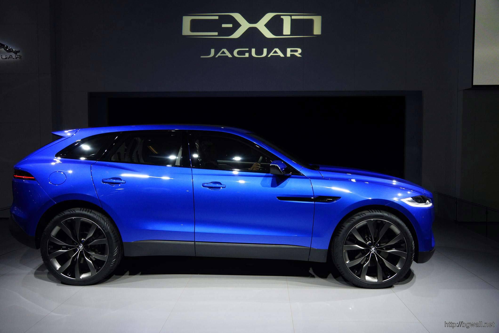Jaguar C X17 Concept 1024x683 Jaguar C X17 Full Size
