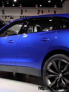 Jaguar C X17 Crossover 1024x576 Jaguar C X17 Full Size