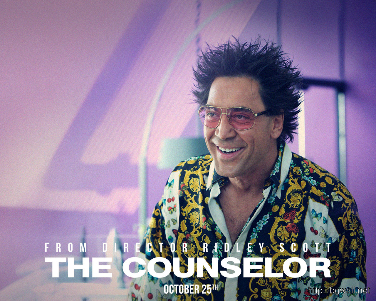 Javier Bardem In The Counselor Wallpaper