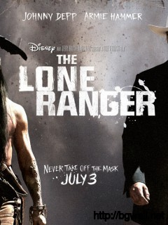 Johnny Depp And Armie Hammer In The Lone Ranger Wallpaper Full Size